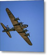 Sentimental Journey In Flight Metal Print