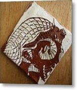 Sentinel - Tile Metal Print