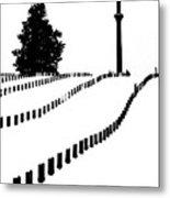 Sentinels For Liberty Metal Print