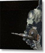 Sentran Archer Metal Print