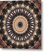 Sequence Of Time Metal Print