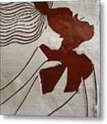 Serena - Tile Metal Print