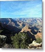 Serene Canyon Metal Print