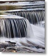 Serenity River Metal Print