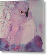 Seriously Metal Print by Ginny Youngblood
