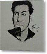 Serj Tankian Metal Print