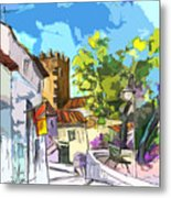 Serpa  Portugal 01 Bis Metal Print