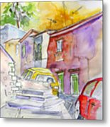 Serpa  Portugal 12 Metal Print