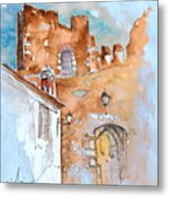 Serpa  Portugal 29 Metal Print