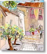 Serpa  Portugal 36 Metal Print