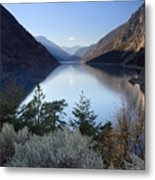 Seton Lake  British Columbia Metal Print