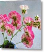 Seven Sisters Roses Metal Print