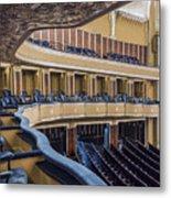 Severance Balcony And Main Floor Metal Print
