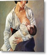 Severini: Maternity, 1916 Metal Print