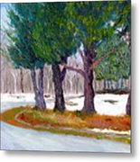 SEWP Early Spring Metal Print