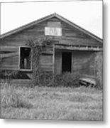 Shack Barn Metal Print