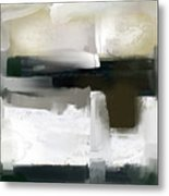 Shades Of Grey 2 Metal Print