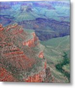 Shades Of The Canyon Metal Print