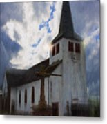 Shades Of The Past Metal Print