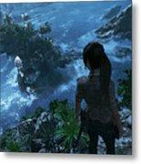 Shadow Of The Tomb Raider Metal Print