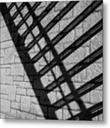 Shadow Play 2 Metal Print