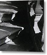 Shadow Steps Metal Print