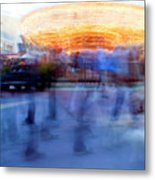 Shadow Walkers Metal Print
