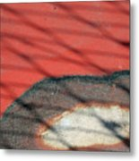 Shadows And Rust Metal Print