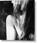 Shadows Of Sight Metal Print by Xavier Carter