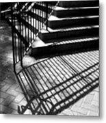 Shadows Series-1 Metal Print