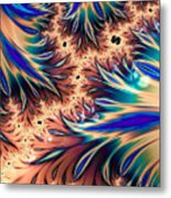 Shake Your Tail Feathers Metal Print