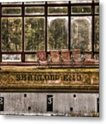 Shallow End Metal Print