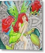 Shannon's Fairy Metal Print