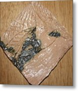 Sharpen - Tile Metal Print