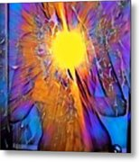 Shattering Perceptions   Metal Print