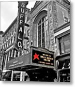 Shea's Buffalo Theater Metal Print