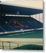 Sheffield United - Bramall Lane - South Stand 1 - 1970s Metal Print