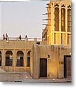 Sheikh Saeed House And Museum Metal Print
