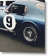Shelby Cobra Daytona Coupe Metal Print