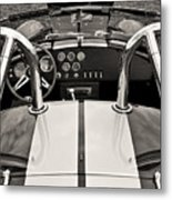 Shelby Cobra Metal Print
