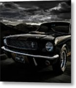 Shelby Gt350h Rent-a-racer Metal Print