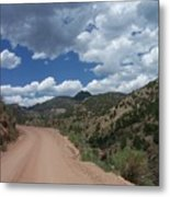Shelf Road  Metal Print