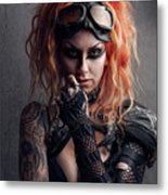 Shelly 1 Metal Print