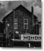 Shem Creek Heritage Metal Print