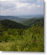 Shenandoah National Park - Skyline Drive Metal Print