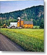 Shenandoah Valley Farm Metal Print