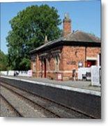 Shenton Station Metal Print