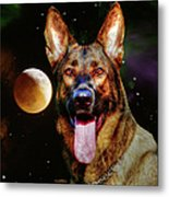 Shepards Moon Metal Print