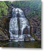Shequaga Falls Metal Print