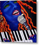 She's Magic Metal Print